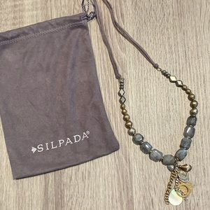 Silpada Labradorite Ethereal Necklace N3244